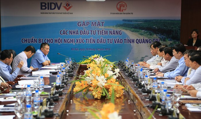 Quảng Trị kêu gọi đầu tư vào 18 dự án trọng điểm