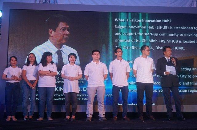 Ra mắt điểm kết nối sáng tạo khởi nghiệp Sài Gòn