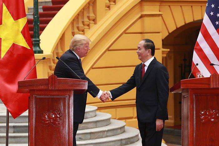 Doanh nghiệp Việt Nam-Mỹ ký thỏa thuận thương mại 12 tỉ đô la - ảnh 1