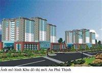 Bình Định: Xây khu đô thị định cư An Phú Thạnh