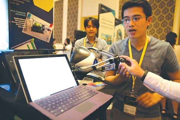 Ứng dụng công nghệ trong thời đại công nghiệp 4.0