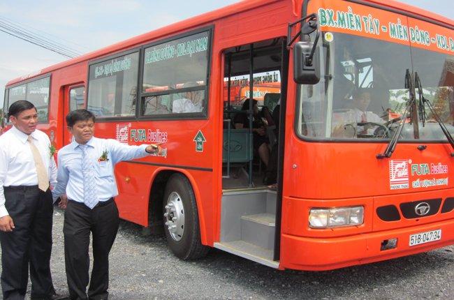 Bus Phuong Trang