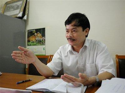 ông Nguyễn Xuân Dương, Phó Cục trưởng Cục Chăn nuôi