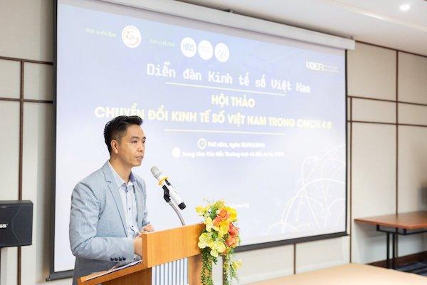 VDE Forum 2018: Chia sẻ kinh nghiệm phát triển nền kinh tế số